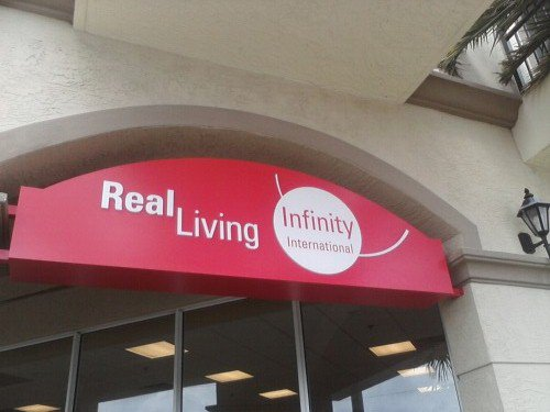 Real Living Infinity